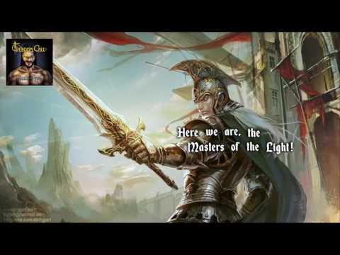 Freedom Call - Masters Of Light (with lyrics)