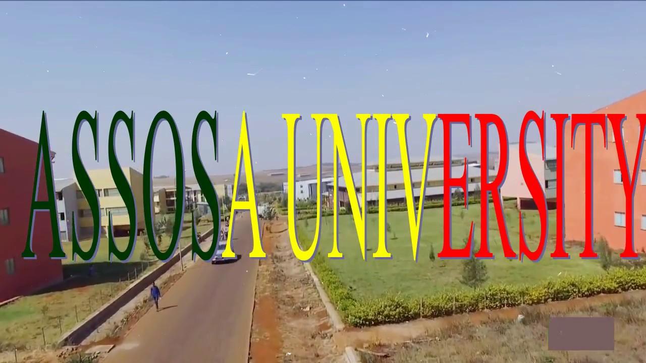 assosa university