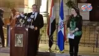 أخبار اليوم | وزير الاثار يدعو العالم لحضور ازاحة الستار عن تمثال رمسيس الثاني بالاقصر