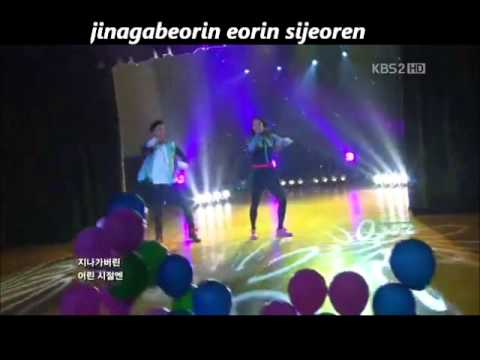 JR and Jung Yeon Joo- Balloon ost Dream high Lyric