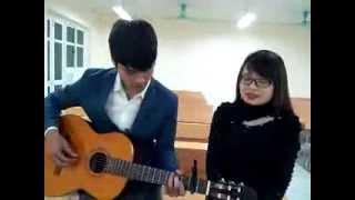 Mình yêu nhau đi - Guitar Cover (Phương Phì )