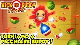 Kick the Buddy Forever - Torniamo a picchiare BUDDY! - Android - (Salvo Pimpo's)