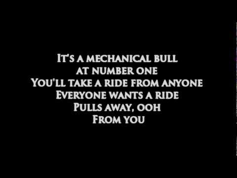 Black Sheep (karaoke instrumental) byMETRIC with on screen lyrics