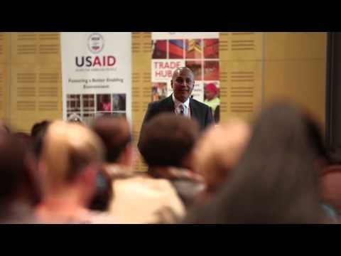 USAID's Southern Africa Trade Hub - Mark Neuman of MGF Sourcing on Textiles & Apparel in Africa