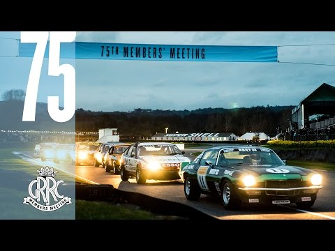 Goodwood's 75th Members' Meeting | Day 1 Full Day