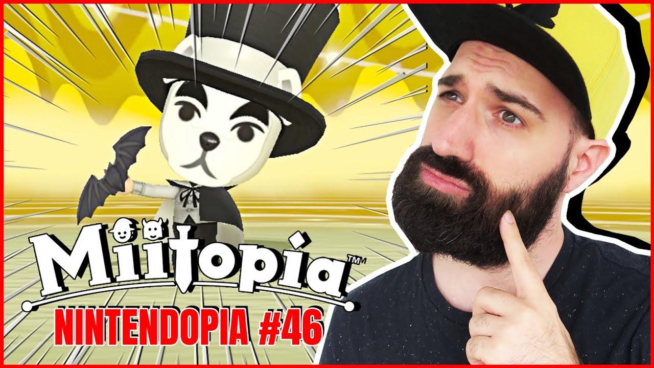 ZO KRIJG JE DE VAMPIER KLASSE in Miitopia !!! | NINTENDOPIA #46