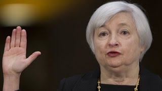 Fed Keeps 'Considerable Time' Pledge; Bond Buying Trimmed