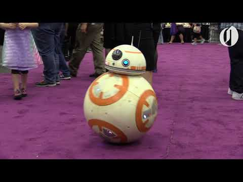 Members of R2 Northwest build homemade 'Star Wars' droids