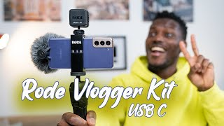 RODE Vlogger Kit USB C Review | Ultimate Smartphone Vlogging Kit Audio Test