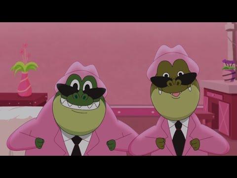 Юху и его друзья - Двуликий Руди - Мультфильмы для детей