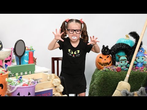 Halloween Isn't Scary with Brielle