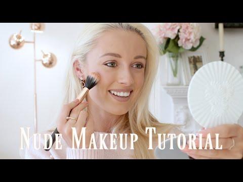 SPRING NUDE EVERYDAY MAKEUP TUTORIAL! | No-Makeup Natural Look | Fashion Mumblr | AD
