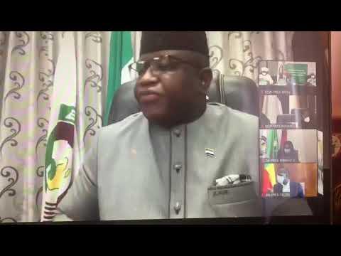 «Incursions » à Yenga et fermeture des frontières : Julius Maada Bio dénonce Alpha Condé à la CEDEAO