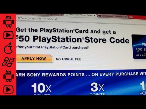 Sony Playstation Credit Card Review