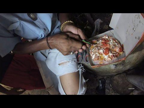 Jakarta Street Food 1015 Part.2 Personal Top Pizza Pizza Top BR TiVi 5870 YN010337