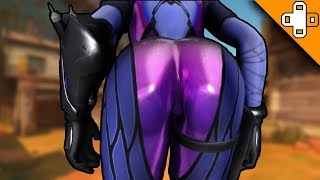 Widowmaker Brings Back BOOTYWATCH! Overwatch Funny & Epic Moments 485