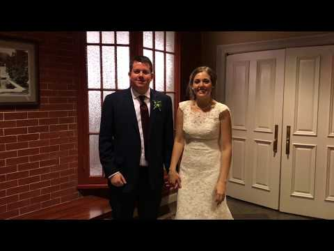 Music Man Entertainment Testimonials | Danielle & Mike | 09/15/17 | The Canfield Casino | Saratoga