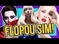 10 ÁLBUNS POP QUE FLOPARAM | Diva Depressão