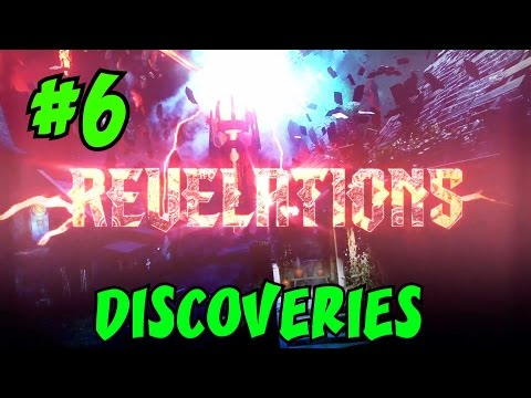 BO3 REVELATIONS TEDDY BEAR MUSIC EASTER EGG! -