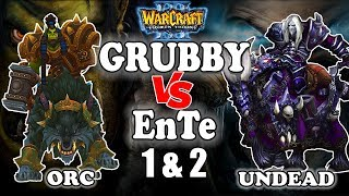 "Grubby | ""Grubby vs EnTe - Games 1 & 2"" 