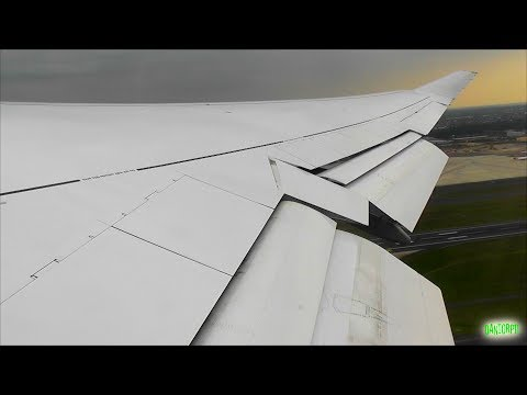 Lufthansa 747-400 Majestic Takeoff from Frankfurt on the Queen of the Skies!