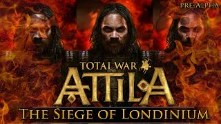 Total War: Attila - Gameplay ~ The Siege of Londinium