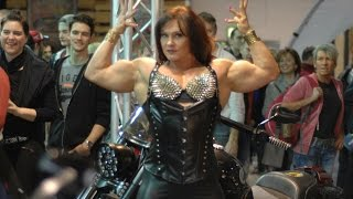 Muscle Amazon Woman   Мускулистые Женщины Качки