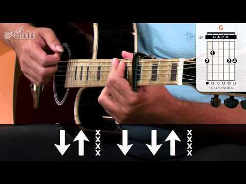 O Que Cê Vai Fazer - Fernando e Sorocaba (aula de violão completa)