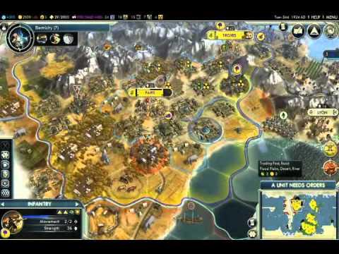 Civilization V (Gameplay)