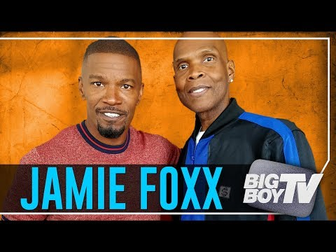 Jamie Foxx on Hosting the BET Awards, Comedy Tour, Netflix Deal & A lot More