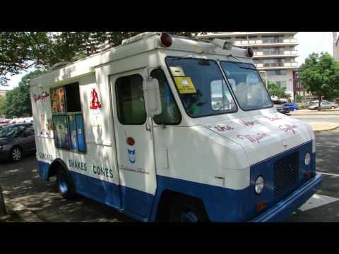 Broken Ice Cream Truck