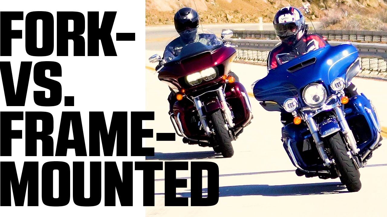 Road Glide Vs Street Glide >> Harley Davidson Glide Off: Electra Glide vs. Road Glide | 4K - YouTube
