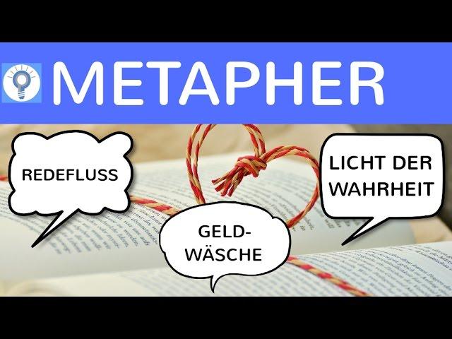 Metapher Definition Beispiele Metaphorisch 1