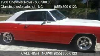 1966 Chevrolet Nova Super Sport - for sale in , NC 27603 #VNclassics