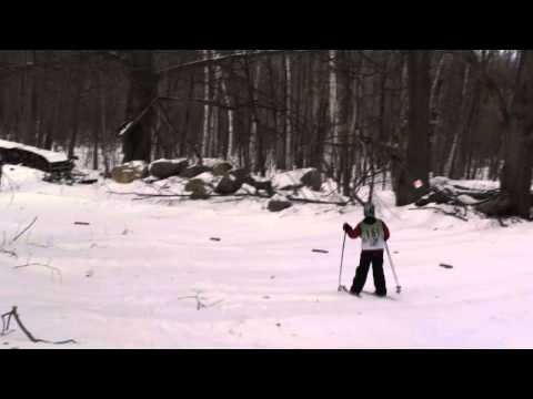 Mountainview Nordic Ski Cross Sprints 2012
