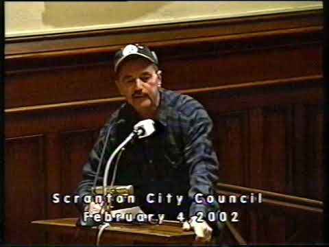 Scranton City Council All Stars VOL 1
