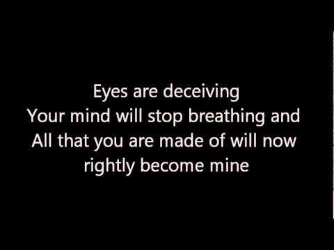 Lullaby For A Deadman w/ Lyrics