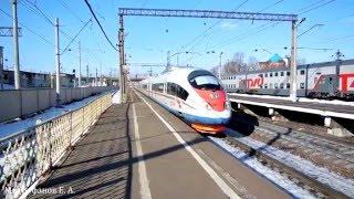 Электропоезд ЭВС1-15/ЭВС1-14
