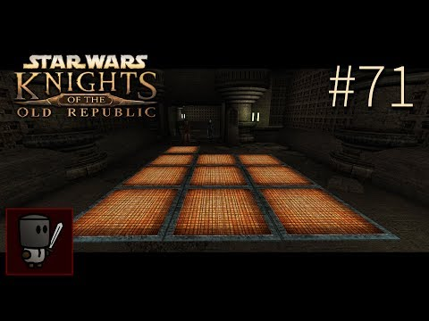 Ancient DB - Let's Play Knights of the Old Republic   Blaster Masters - Episode 71