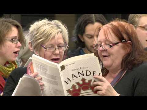 Instant Orchestra perform Handel's Messiah
