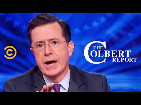 The Colbert Report - Announcing The Colbert Report Raffle