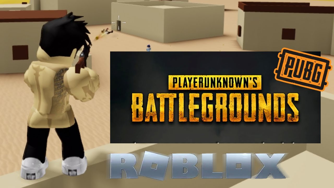 Pubg Roblox Robux Roblox Pubg Someone Made Player Unknown S Battlegrounds In Roblox And It S Good Youtube