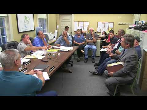 Halifax Zoning Board of Appeals - August 14, 2017  (8/14/17)
