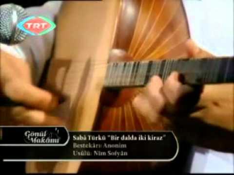 Saba Türkü - Bir dalda iki kiraz #GönülMakamı