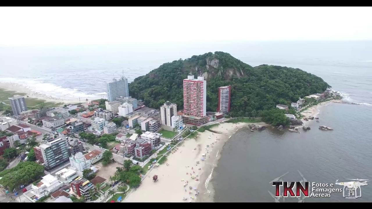 Praia mansa - Caiobá (vista de um outro angulo)