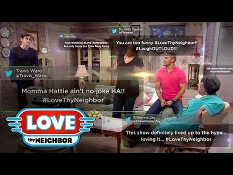 See What People are Saying About Love Thy Neighbor | Tyler Perry's Love Thy Neighbor | OWN