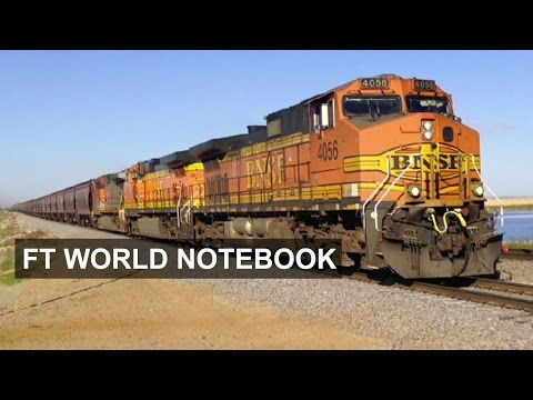 Slow train coming | FT World Notebook