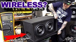 Wireless Neo-Magnetic Quick Release Subwoofer Enclosure - How it Works (the $140 Install) Video 5