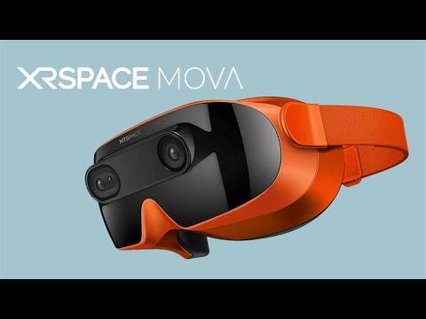 XRSpace Mova / Manova - Présentation