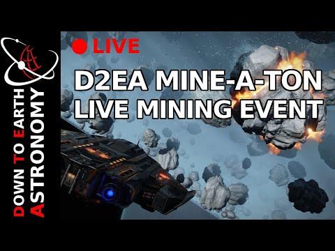 D2EA Mine-A-Ton 2020 - Live Mining Event